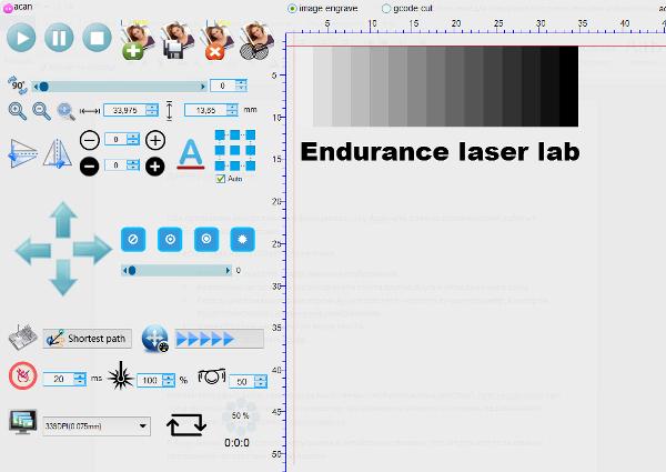 Acan Laser Engraving Software
